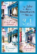 Cover-Bild zu Linfoot, Jane: Ein Jahr im kleinen Brautladen am Strand (3in1) (eBook)