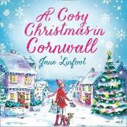 Cover-Bild zu Linfoot, Jane: A Cosy Christmas in Cornwall