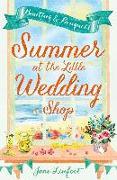Cover-Bild zu Linfoot, Jane: Summer at the Little Wedding Shop (The Little Wedding Shop by the Sea, Book 3) (eBook)