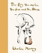 Cover-Bild zu Mackesy, Charlie: The Boy, the Mole, the Fox and the Horse Deluxe (Yellow) Edition