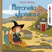Cover-Bild zu Städing, Sabine: Petronella Apfelmus - Eismagie und wilde Wichte
