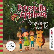 Cover-Bild zu Städing, Sabine: Petronella Apfelmus, Teil 12: Eine seltsame Aushilfe, Diebesjagd!, Hexische Beförderung (Audio Download)