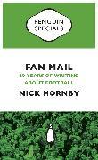 Cover-Bild zu Hornby, Nick: Fan Mail (eBook)