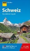 Cover-Bild zu Frommer, Robin Daniel: ADAC Reiseführer Schweiz (eBook)