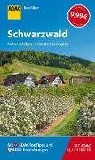 Cover-Bild zu Goetz, Rolf: ADAC Reiseführer Schwarzwald (eBook)