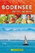 Cover-Bild zu Goetz, Rolf: Bruckmann Reiseführer Bodensee: Zeit für das Beste (eBook)
