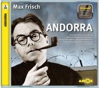 Cover-Bild zu Frisch, Max: Andorra, 2 CDs, komplett gespielt im Original, mit zusätzlichen Erläuterungen. Entdecke. Dramen. Erläutert