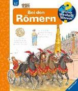 Cover-Bild zu Bei den Römern von Erne, Andrea