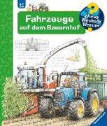 Cover-Bild zu Fahrzeuge auf dem Bauernhof von Erne, Andrea