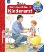 Cover-Bild zu Zu Besuch beim Kinderarzt von Rübel, Doris