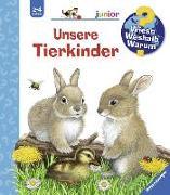 Cover-Bild zu Unsere Tierkinder von Nahrgang, Frauke