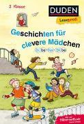 Cover-Bild zu Holthausen, Luise: Duden Leseprofi - Silbe für Silbe: Geschichten für clevere Mädchen, 2. Klasse