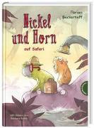 Cover-Bild zu Beckerhoff, Florian: Nickel und Horn 3: Nickel und Horn auf Safari