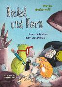 Cover-Bild zu Beckerhoff, Florian: Nickel und Horn (eBook)