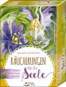 Cover-Bild zu Räucherungen für die Seele. Intuitiv zur richtigen Mischung von Herzog, Annemarie
