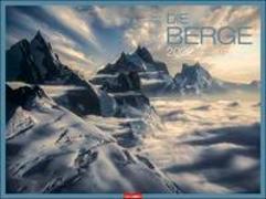 Cover-Bild zu Adamus, Marc: Die Berge Kalender 2022