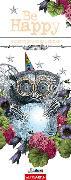 Cover-Bild zu Weingarten (Hrsg.): Pabuku - Geburtstagskalender Be Happy