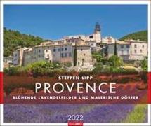 Cover-Bild zu Weingarten (Hrsg.): Provence Kalender 2022