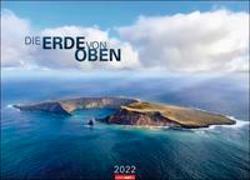 Cover-Bild zu Weingarten (Hrsg.): Die Erde von oben Kalender 2022