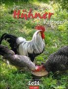Cover-Bild zu Unterweger, Wolf-Dietmar: Der Hühnerkalender 2022
