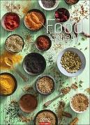 Cover-Bild zu Weingarten (Hrsg.): Food Gallery Kalender 2022