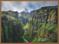 Cover-Bild zu Kordan, Daniel: Die Erde Kalender 2022