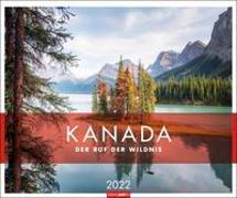 Cover-Bild zu Weingarten (Hrsg.): Kanada Kalender 2022