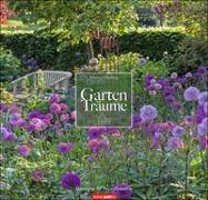 Cover-Bild zu Nickig, Marion: Gartenträume Kalender 2022