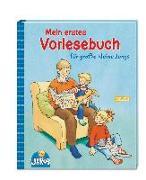 Cover-Bild zu Mein erstes Vorlesebuch für große kleine Jungs von Grimm, Sandra
