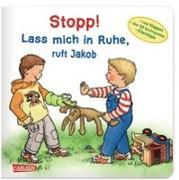 Cover-Bild zu Stopp! Lass mich in Ruhe!, ruft Jakob von Grimm, Sandra