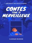 Cover-Bild zu Contes Merveilleux (eBook) von Grimm, Jakob et Wilhelm