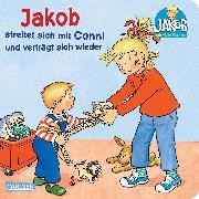 Cover-Bild zu Jakob streitet sich mit Conni und verträgt sich wieder von Friedl, Peter