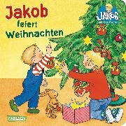 Cover-Bild zu Jakob feiert Weihnachten von Grimm, Sandra