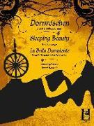 Cover-Bild zu Dornro¨schen - Sleeping Beauty - La Bella Durmiente (eBook) von Grimm, Jakob