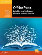 Cover-Bild zu Off the Page: Activities to Bring Lessons Alive and Enhance Learning von Thaine, Craig