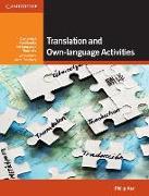 Cover-Bild zu Translation and Own-language Activities von Kerr, Philip