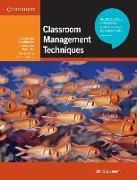 Cover-Bild zu Classroom Management Techniques von Scrivener, Jim