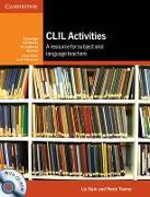 Cover-Bild zu CLIL Activities von Dale, Liz