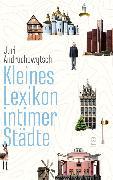 Cover-Bild zu Andruchowytsch, Juri: Kleines Lexikon intimer Städte (eBook)