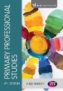 Cover-Bild zu Hansen, Alice (Hrsg.): Primary Professional Studies
