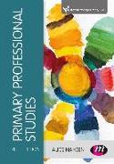 Cover-Bild zu Hansen, Alice (Hrsg.): Primary Professional Studies (eBook)
