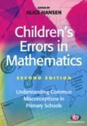 Cover-Bild zu Hansen, Alice (Hrsg.): Children's Errors in Mathematics (eBook)