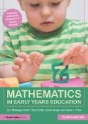 Cover-Bild zu Montague-Smith, Ann: Mathematics in Early Years Education (eBook)