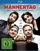Cover-Bild zu Haase, Holger (Prod.): Männertag BD