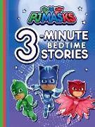 Cover-Bild zu Pj Masks 3-Minute Bedtime Stories von Various