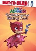 Cover-Bild zu Owlette and the Giving Owl von Pendergrass, Daphne
