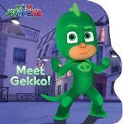 Cover-Bild zu Meet Gekko! von Shaw, Natalie