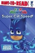 Cover-Bild zu Super Cat Speed! von Spinner, Cala (Hrsg.)