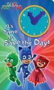 Cover-Bild zu It's Time to Save the Day! von Shaw, Natalie