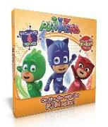 Cover-Bild zu On the Go with the Pj Masks!: Into the Night to Save the Day!; Owlette Gets a Pet; Pj Masks Make Friends!; Super Team; Pj Masks and the Dinosaur!; S von Various